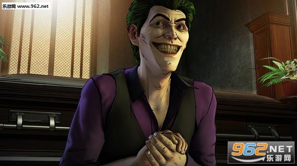 蝙蝠侠:�鹊�PC破解版截图2