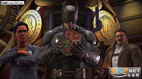 蝙蝠侠:�鹊�PC破解版截图3