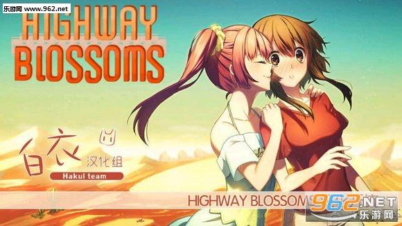 高速花盛开(highway blossoms)白衣组汉化版_截图