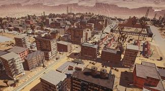 《绝地求生:大逃杀》沙漠地图曝光 正在开发中