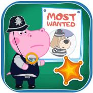 儿童警察游戏:河马侦探安卓版