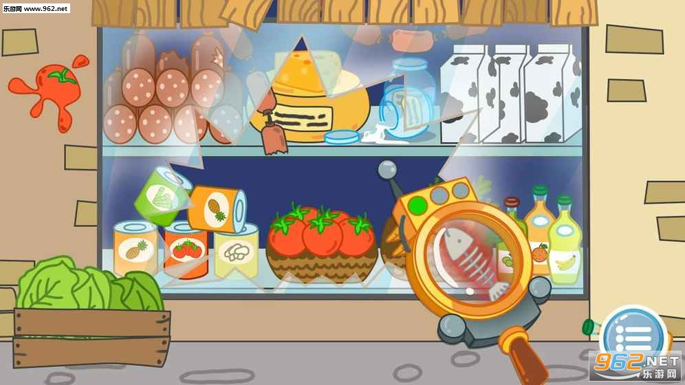 儿童警察游戏:河马侦探安卓版v1.0.3_截图0