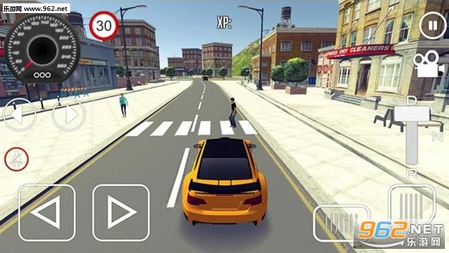 驾驶学校3D破解版v4.0截图0