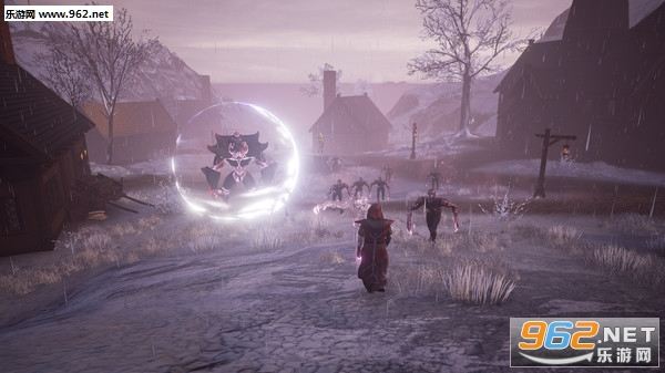 Fictorum魔幻RPG新作截图1