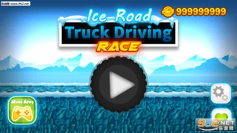 冰道卡车驾驶赛破解版_截图0