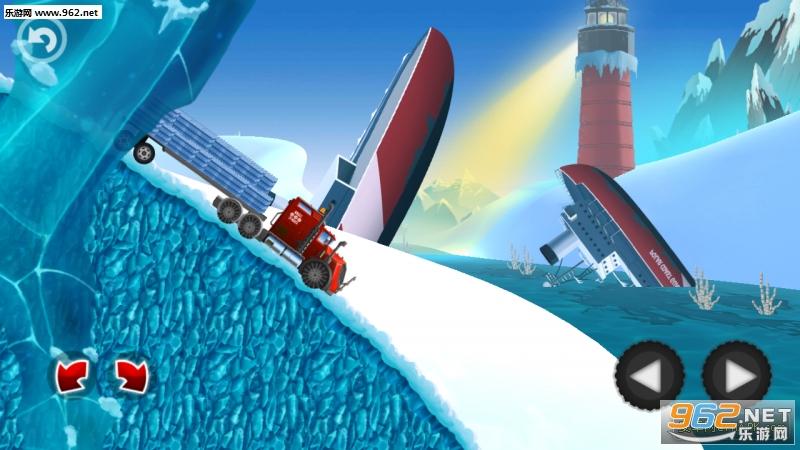 冰道卡车驾驶赛破解版_截图2