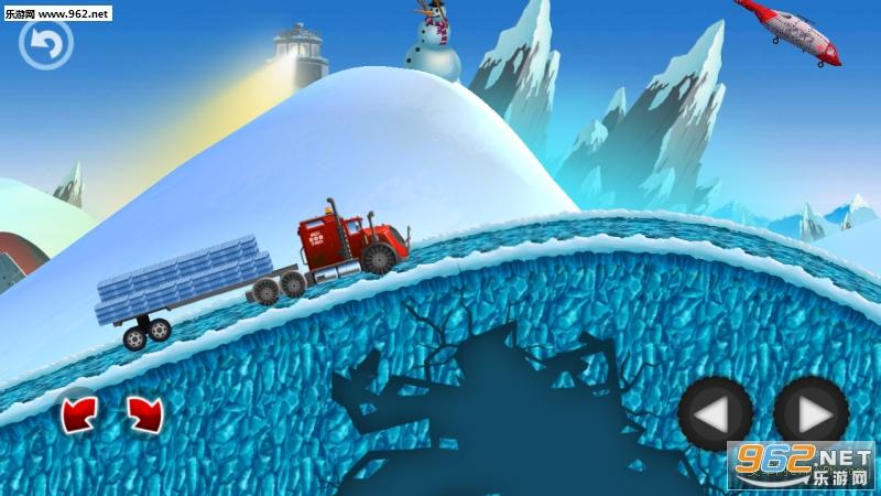 冰道卡车驾驶赛破解版_截图3