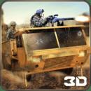 沙漠军事基地:战争卡车无限金币