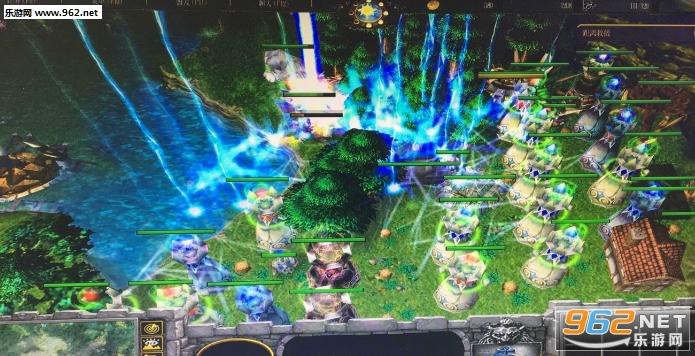 魔兽攻略生还者隐藏记4.57正式版附逃生英雄嘉定区一日游地图图片