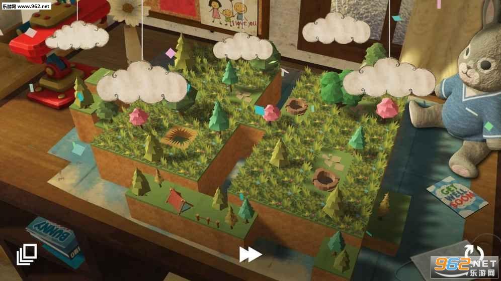 纸片森林游戏图片