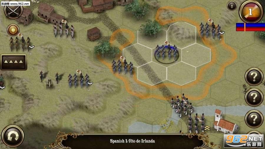 在半岛战争游戏中要做的就是为我们的指挥官提供一些比较全方位的战术选择,然后根据步兵、骑兵和炮兵等兵种和武器的组合其获得战争的胜利。 玩家可以感受这一时期的重大战役。游戏团队提供全方位的信息给所有的指挥官不同的战术选择。 有64种不同的作战单位,每个时期的制服,颜色和标志都有准确描述。