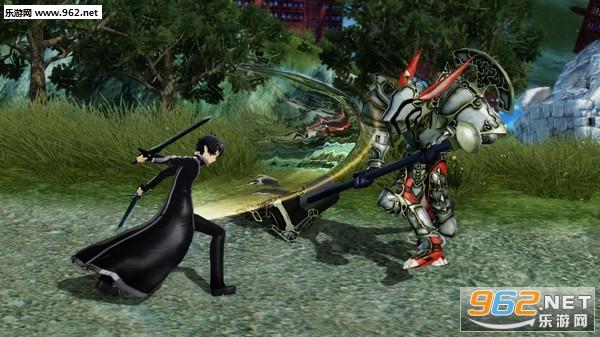 加速世界VS刀剑神域破解联机版截图2