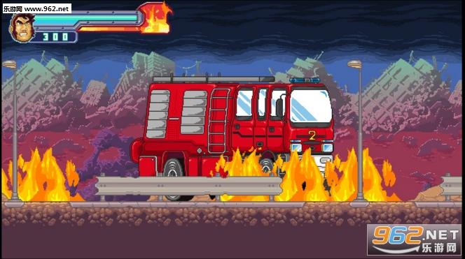 狂暴之斧横版独立动作游戏截图2