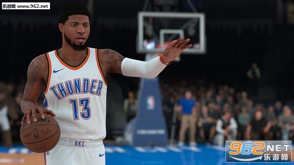 NBA2K18截图1