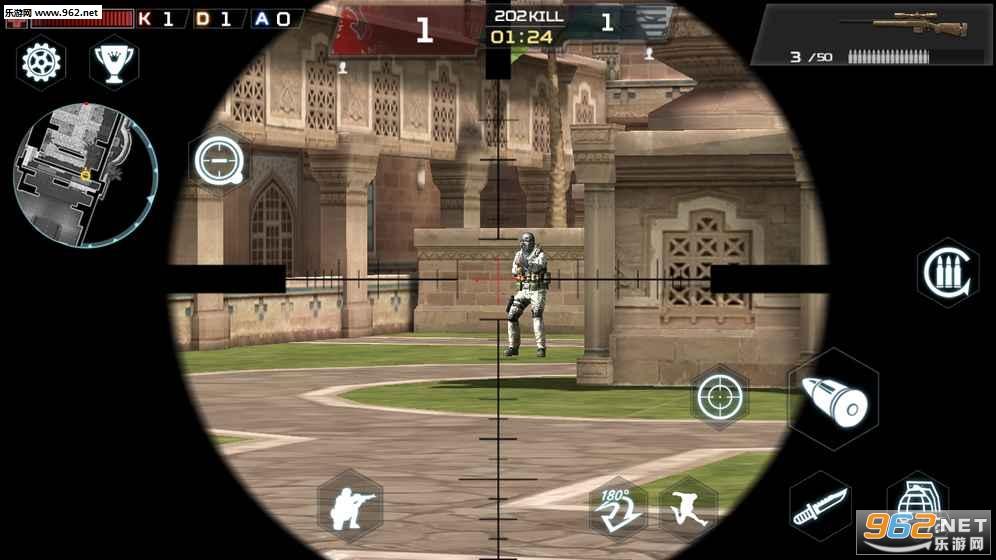 Combat Soldier手游中文版v0.0.18_截图