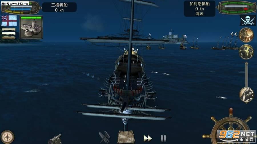 海盗死亡瘟疫无广告汉化版v1.3_截图3