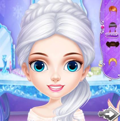 冰雪公主化妆沙龙安卓版