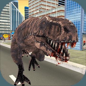 野生恐龙模拟器城市攻击安卓版