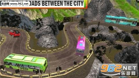 山地巴士模拟器游戏_截图1