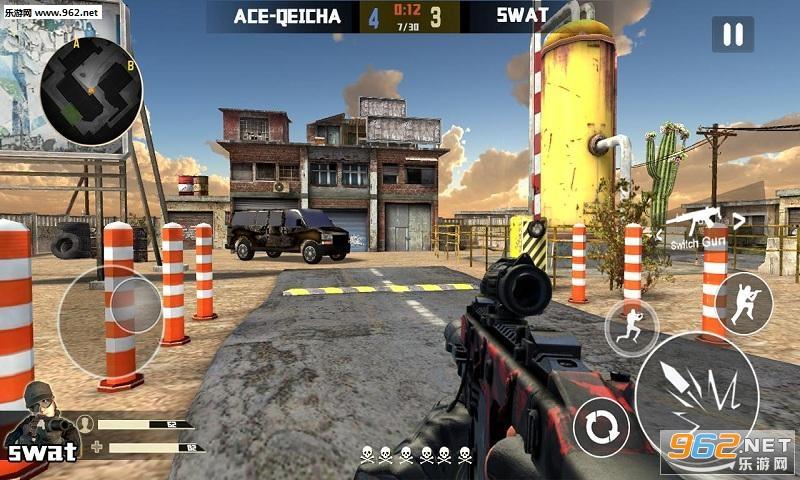 反恐狙击手射击安卓版v1.1截图2