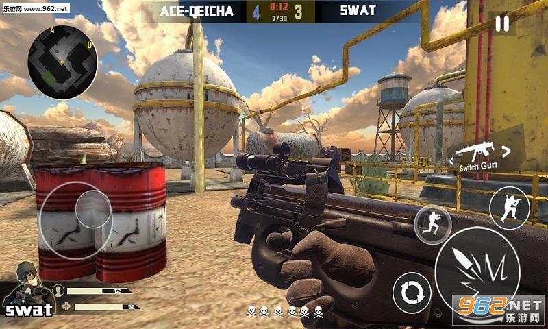 反恐狙击手射击安卓版v1.1截图3