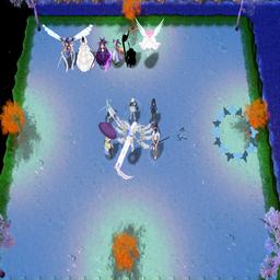 魔兽RPG地图 魔域曙光1.1正式版 附隐藏攻略
