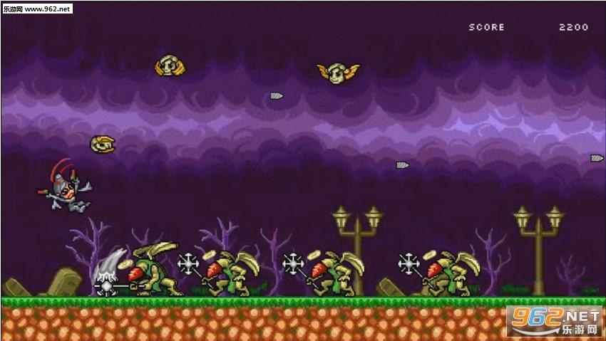 8Bit猎天使魔女PC版截图4