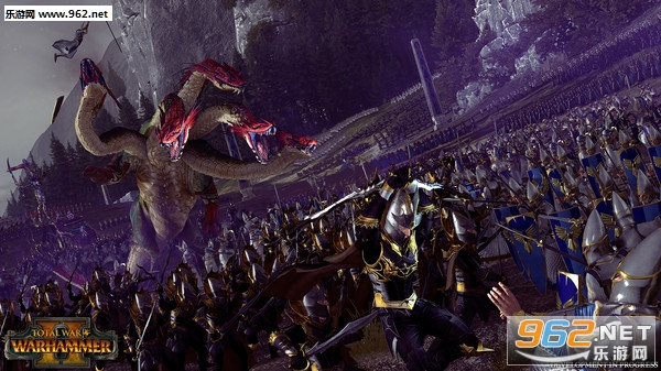 战锤2:全面战争联机中文版截图4