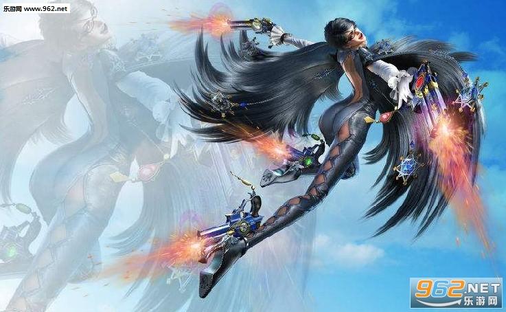 《猎天使魔女2》将登陆switch 加入双人合作模式