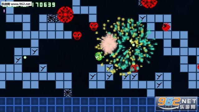 是一款飞行射击游戏,和其他同类游戏的区别在于,玩家能控制飞机朝四面