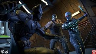 《蝙蝠侠:内敌》新章节1月底上线 小丑夫妻亮相