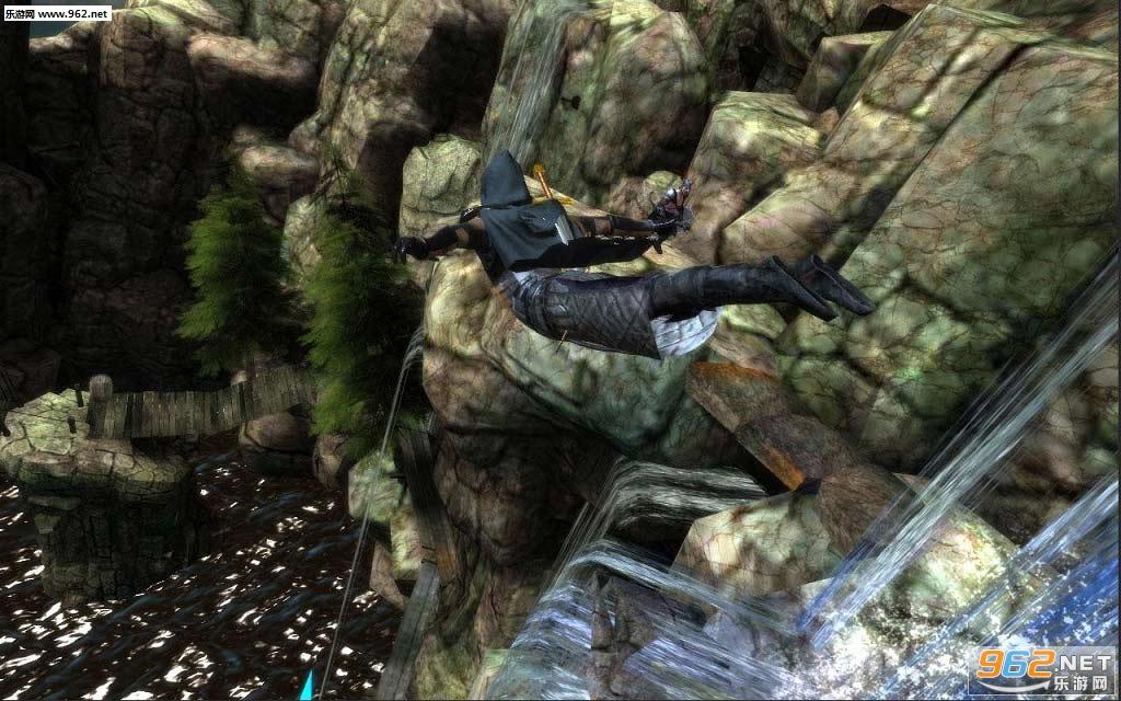 忍者武士刺客英雄IV破解版v1.0.8_截图1