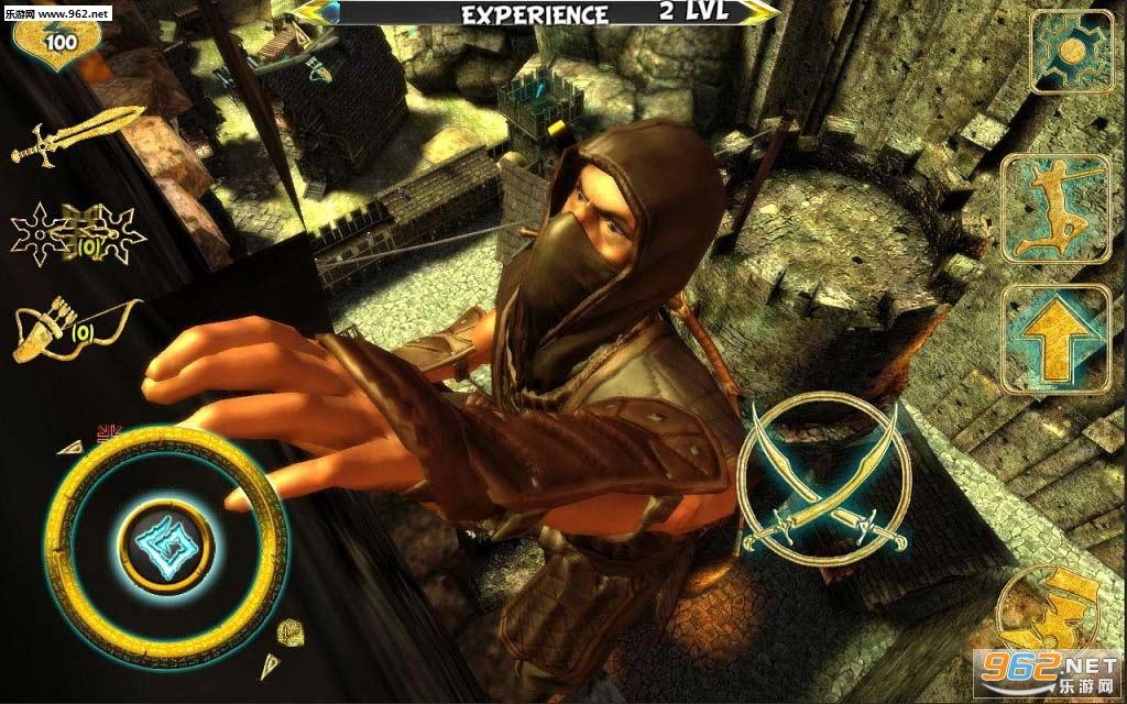忍者武士刺客英雄IV破解版v1.0.8_截图2