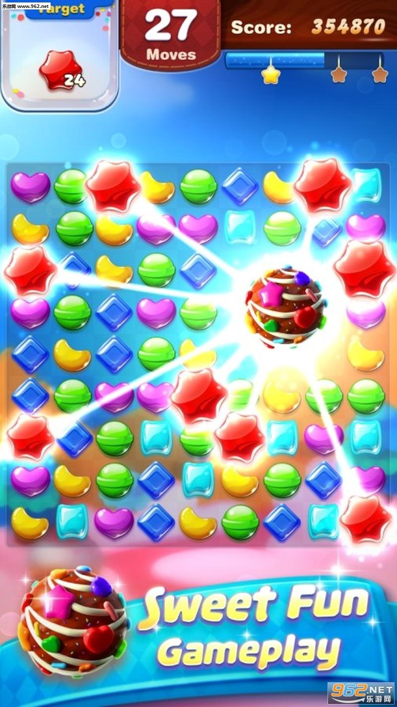 糖果世界萌萌消安卓版v6.10.3106_截图