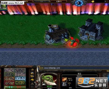 魔兽地图传奇霸业防守1.0正式版 (含攻略/隐藏密码)图片
