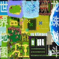 魔兽RPG地图 龙珠激斗1.0.83破解版 定制/隐藏英雄+VIP礼包+P闪无CD