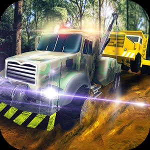 拖车紧急模拟器越野和城市安卓版