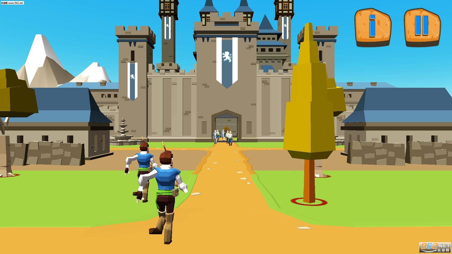 城墙建造模拟安卓版_截图3