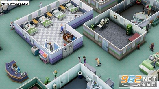 双点医院手游中文版(Two Point Hospital)[预约]_截图2