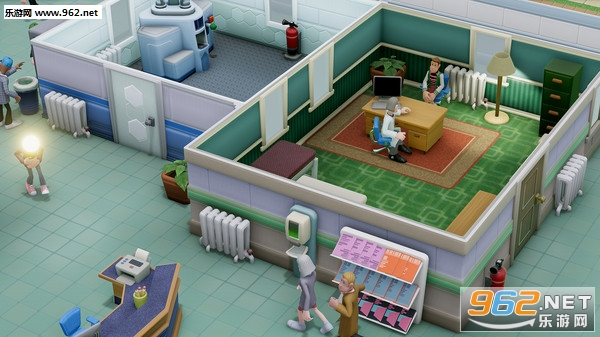双点医院(Two Point Hospital)官方中文版截图0