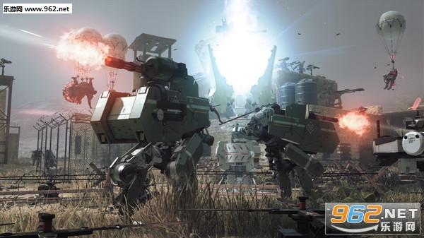 合金装备:幸存(METAL GEAR SURVIVE)Steam破解版截图4