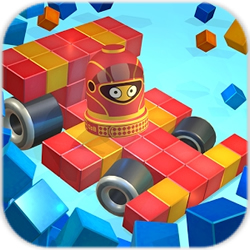 Blocky Racing中文版