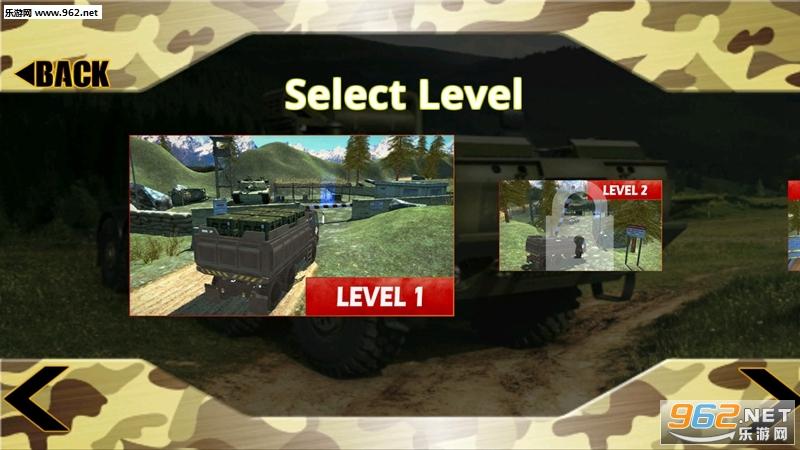 卡车驾驶军队运输模拟3D安卓版v1.0_截图2