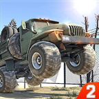 3D卡车司机2汉化破解版