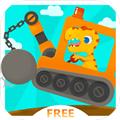恐龙挖掘机3安卓免费版