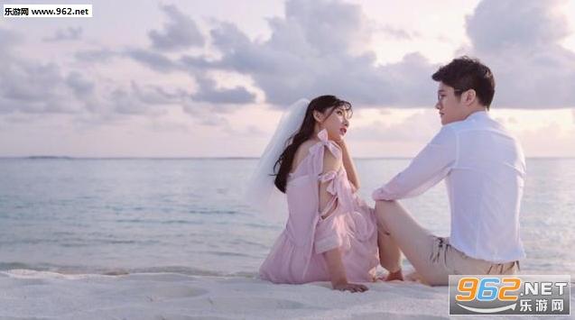 LOL若风结婚 鼻祖若风与老婆婚纱照很美