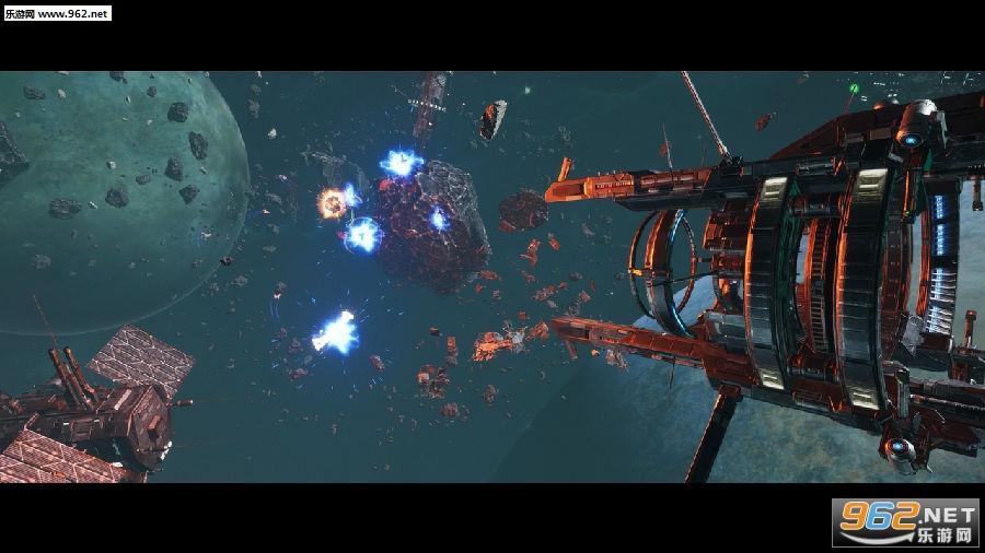 """""""科幻3D射击游戏《无限细分DX》公布"""