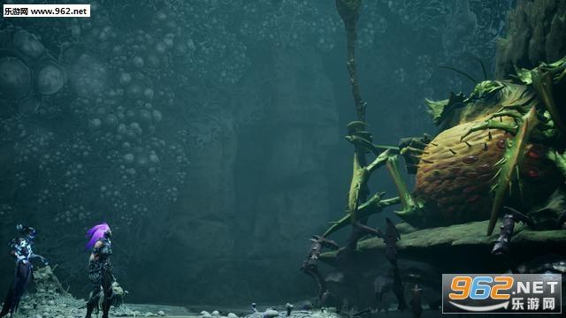 《暗黑血统3》新截图发布 怒神紫发新形态曝光