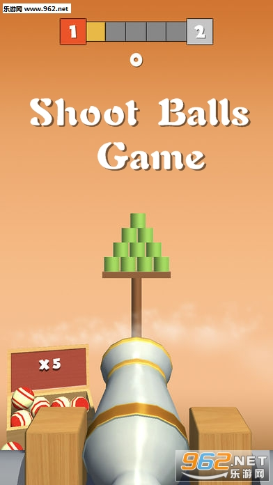 Shoot Balls Game官方版
