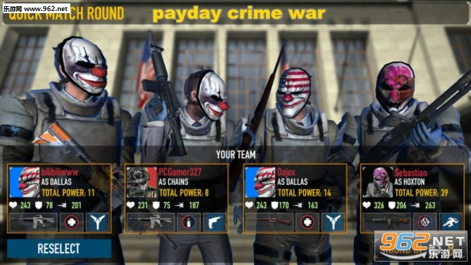 payday crime war手机版